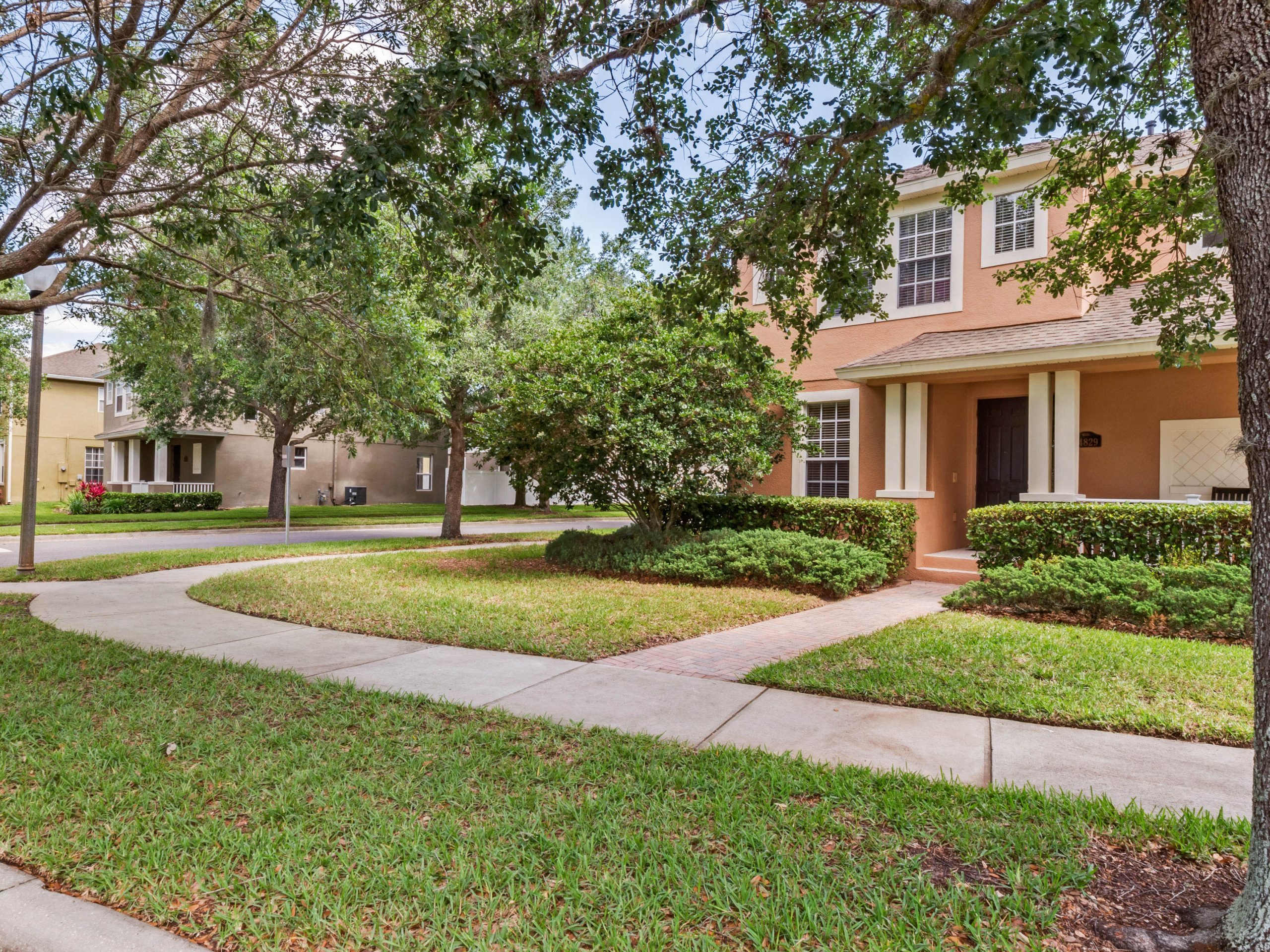 Newly Listed Winter Garden Home With Rare Income Producing Studio Apartment